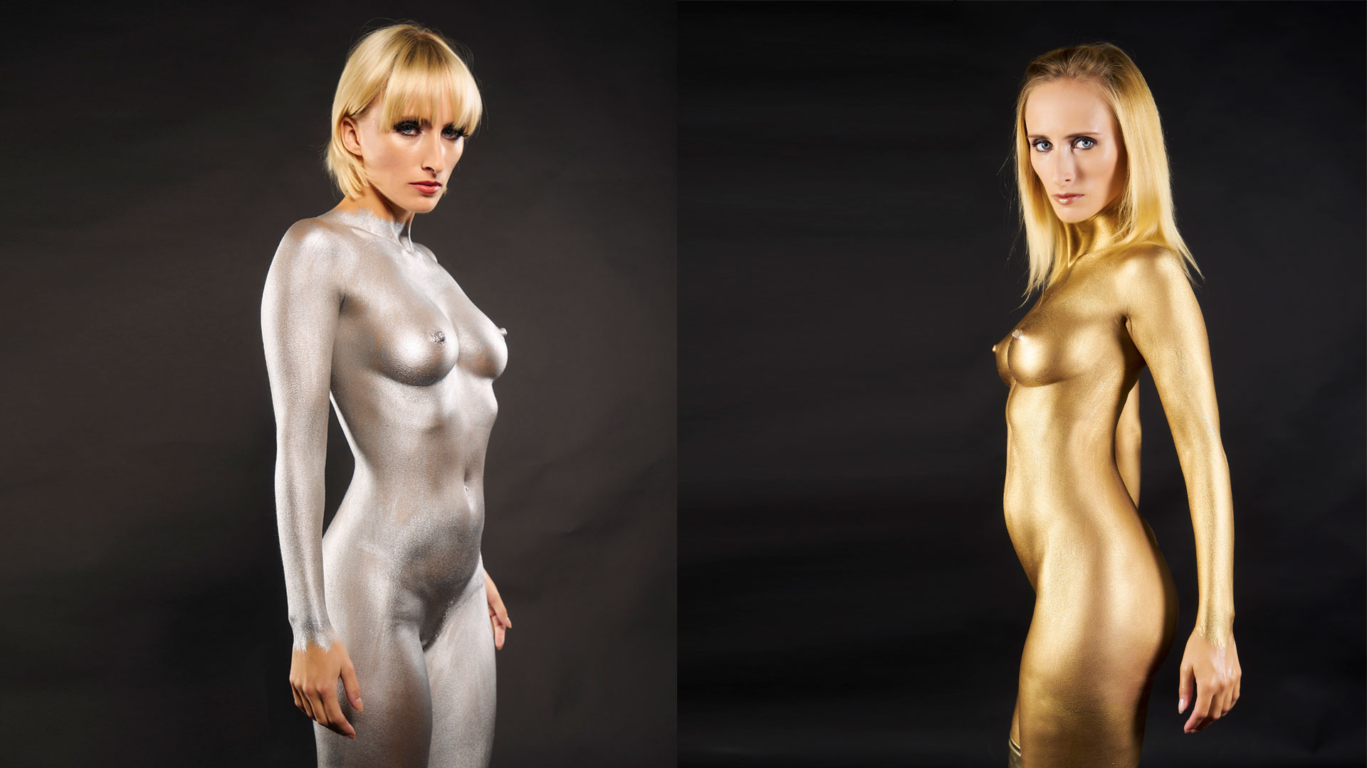 Gold, Silver and Bronze 1