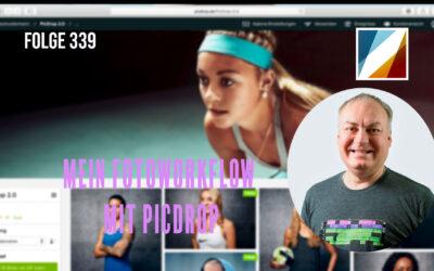 Mein Workflow mit Picdrop # Folge 339